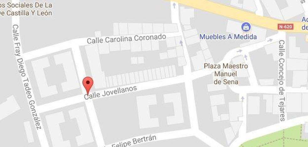 Un hombre resulta herido tras recibir un disparo en Salamanca