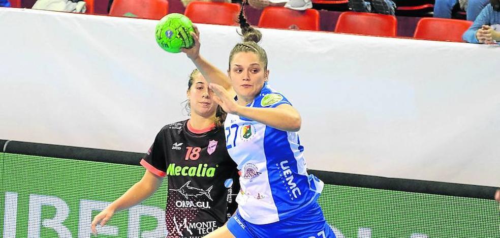 Elena Cuadrado, lista para la selección