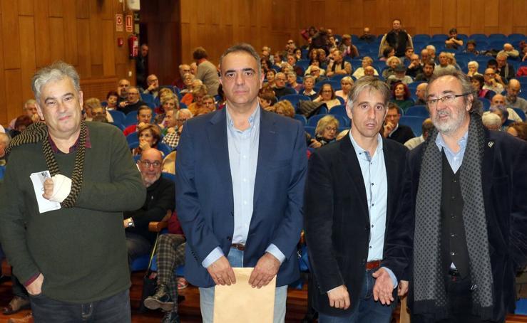 Nueva jornada ciudadana sobre el franquismo que acoge la Facultad de Derecho