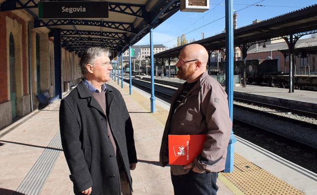 IU reclama una red básica ferroviaria «mallada y completa»