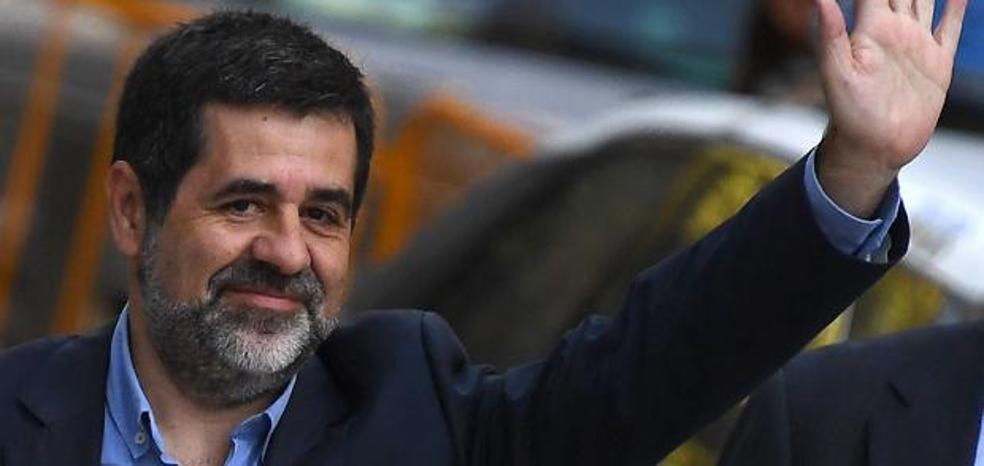 Jordi Sánchez será el número 2 de la lista de Puigdemont en el 21-D