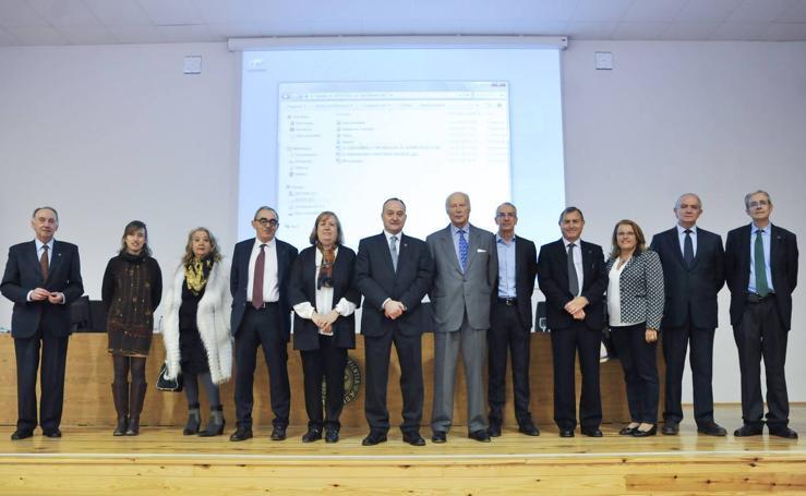 La Facultad de Ciencias de Valladolid celebra los 75 años de la primera promoción de Químicas