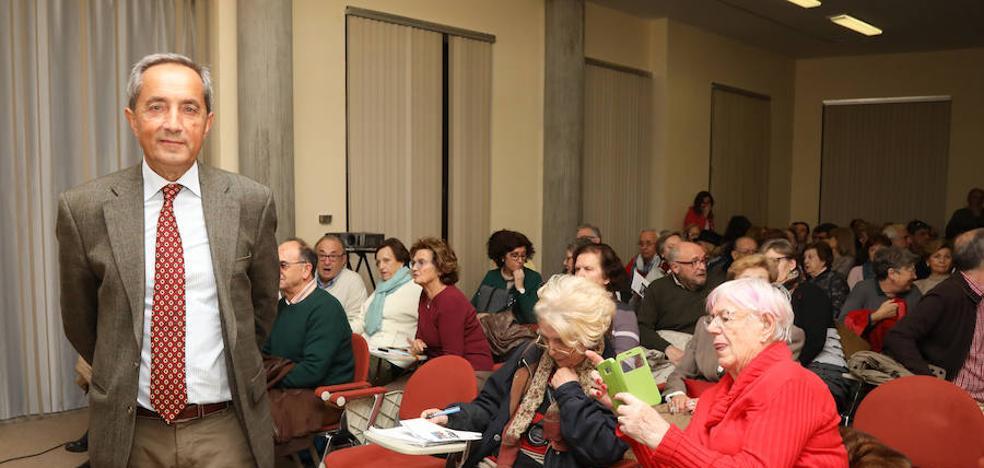Germán Delibes: «El Museo de Palencia es de los más valiosos de la comunidad»
