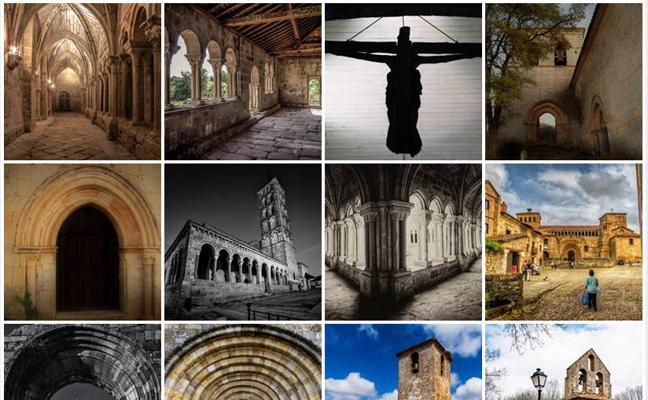 523 instantáneas optan al concurso de fotografía Románico Digital