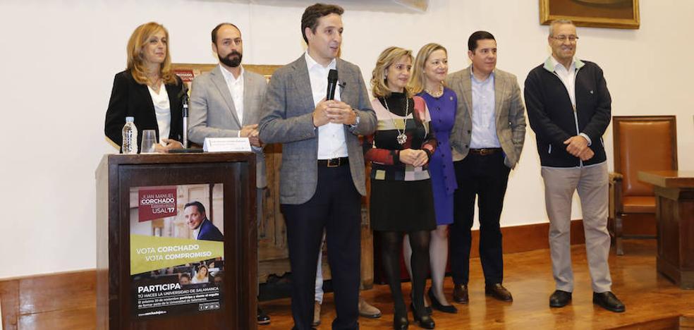 Los candidatos a rector ultiman sus campañas y se cierra el voto por correo