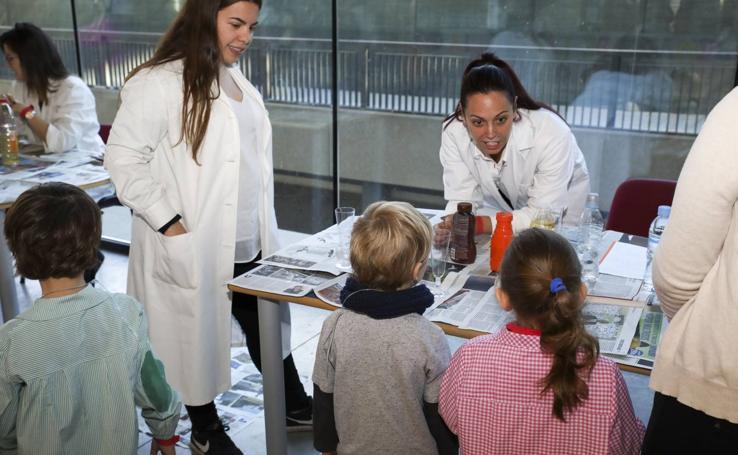 El campus segoviano se suma a la Semana de la Ciencia