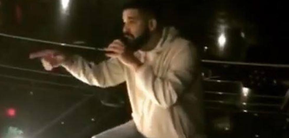 Drake detuvo su concierto al ver a un hombre acosar a las mujeres