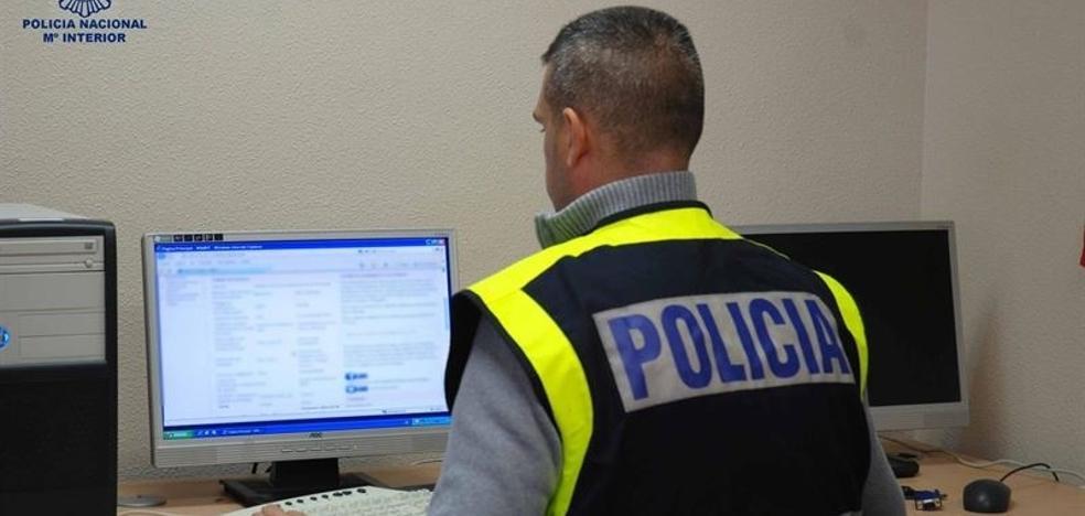 Identificados cuatro estafadores que usaban Facebook e Instagram para contactar con las víctimas en Ávila