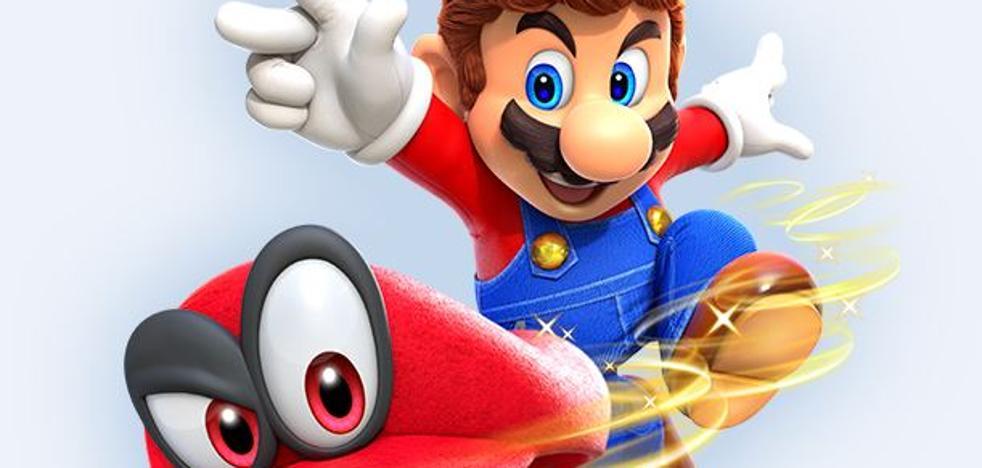 Super Mario vuelve a hacer historia