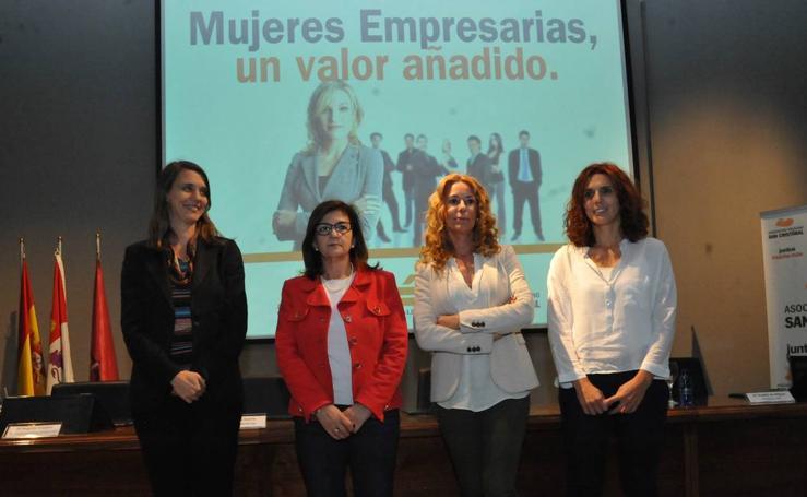 Jornada 'Mujeres Empresarias, un valor añadido'