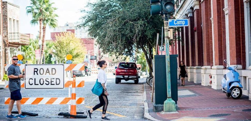 Nueva Orleans, emocionada por acoger la boda secreta de Serena Williams