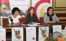 La campaña 'Me gusta mi comercio' conciencia sobre las compras en Palencia