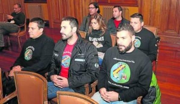 El Ayuntamiento de Palencia pedirá al Gobierno la equiparación salarial de las policías