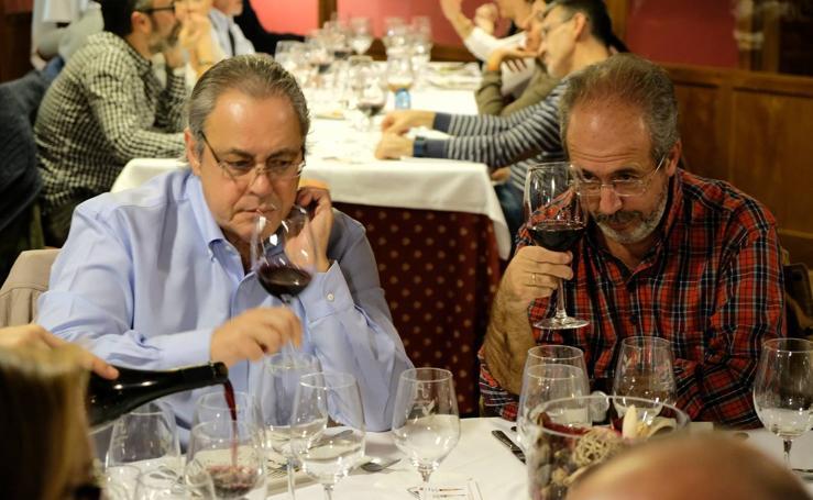 Cata de vinos de Ramón Bilbao en el Otoño Enológico