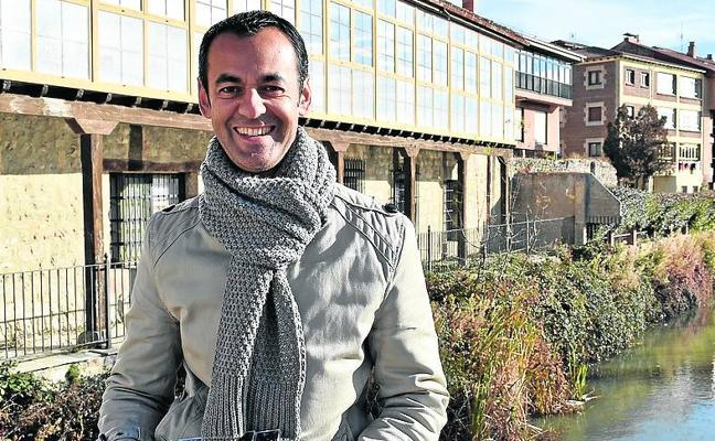 Óscar Pascasio presenta su segundo disco, 'Sensaciones'