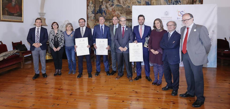 Big Bang Box, el IME y Plásticos Durex, Premios Sociedad Civil del Consejo Social