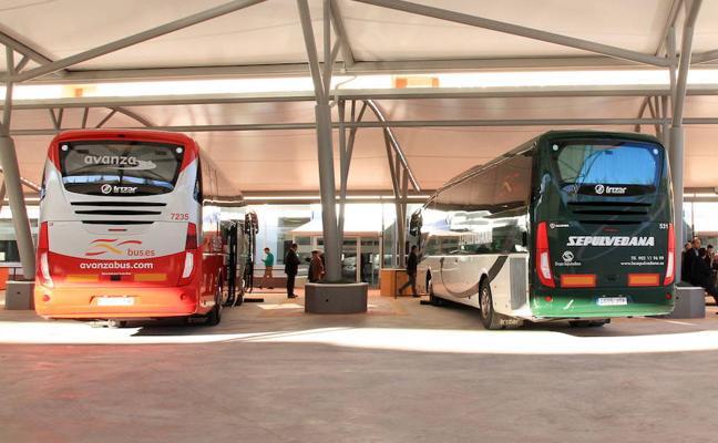 Los buses de Avanza enlazarán Segovia y Madrid en 2018