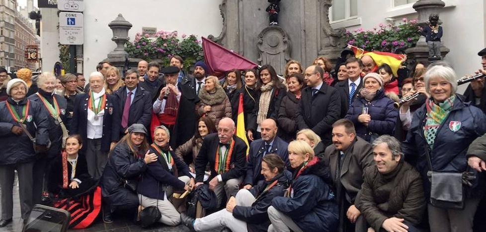 Vázquez: Aceves «prohibió» a los diputados provinciales participar en el viaje a Bruselas