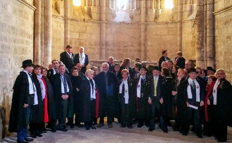 Los capistas honran a su patrón en Ribas de Campos