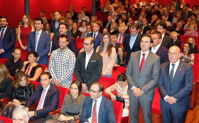 La Diputación de Valladolid celebra su día