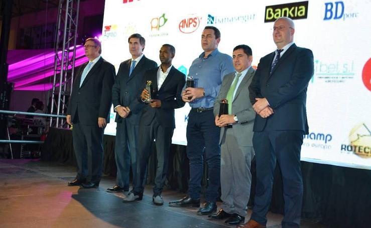 Premios Porc d'Or en Segovia