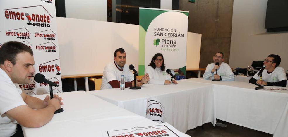 San Cebrián refuerza el compromiso con el empleo para los discapacitados