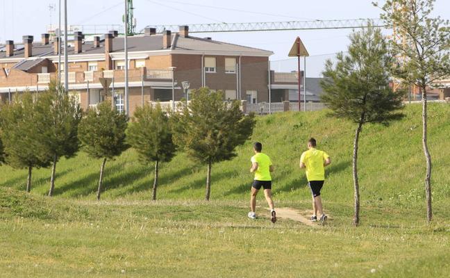 El concejal de Medio Ambiente confirma el parque multiaventura para Ribera Sur de Palencia