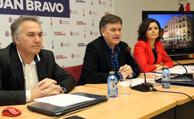 El Juan Bravo reabre con un Premio Max , Blanca Portillo y 'El Brujo'
