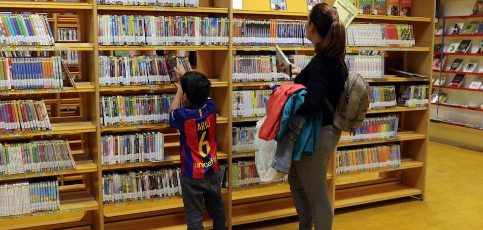 Mira cuáles son los libros más pedidos en las bibliotecas de Valladolid