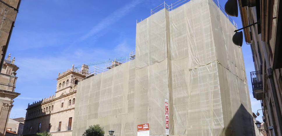 La Casa de Alba costeará la restauración de la fachada del Palacio de Monterrey