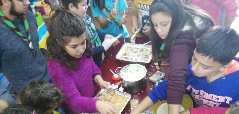 Los scouts celebran 44 años trabajando con jóvenes