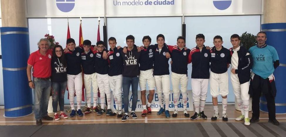 Tres tiradoresdel CVE, entre los 32 mejores en el TNR cadete de Madrid