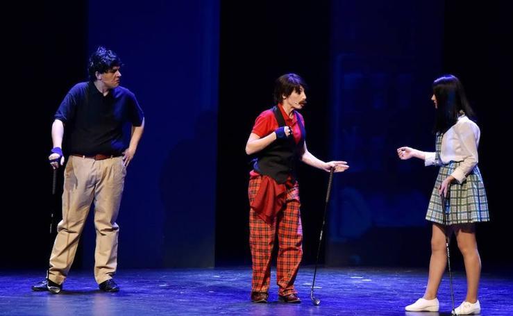 Estreno del musical 'La Cantante' en El Espinar