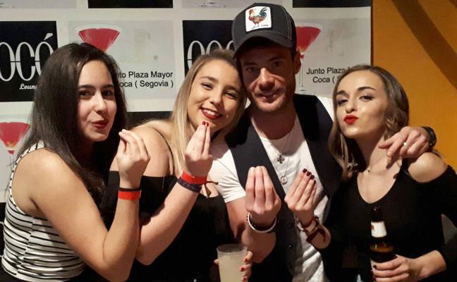 Alessandro Livi en Coca: «Mi favorita para ganar GH Revolution es Miriam»