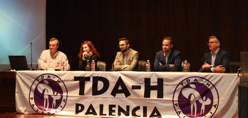 Las jornadas sobre TDA-H acogen a 350 profesionales y afectados en Palencia