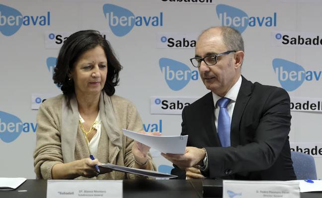 Iberaval y Sabadell duplican la cuantía de su convenio de financiación a pymes