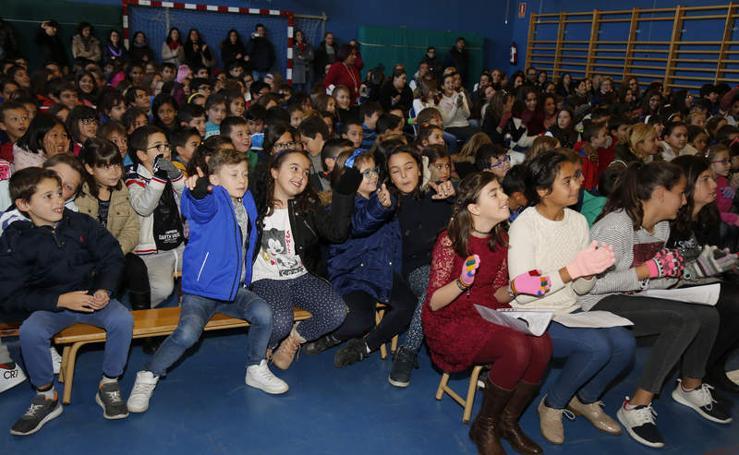 Palencia conmemora el Día Mundial de la Infancia