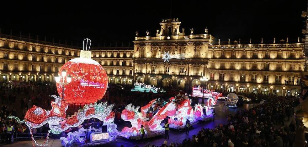 El plazo para inscribirse en la Cabalgata de Reyes se abre el jueves