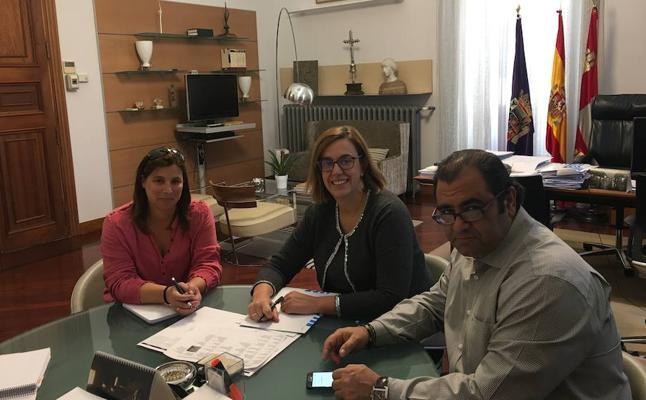 Villanuño de Valdavia se propone unir las fuentes por una senda ambiental