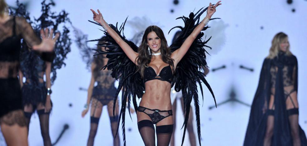 Alessandra Ambrosio dice adiós a Victoria's Secret