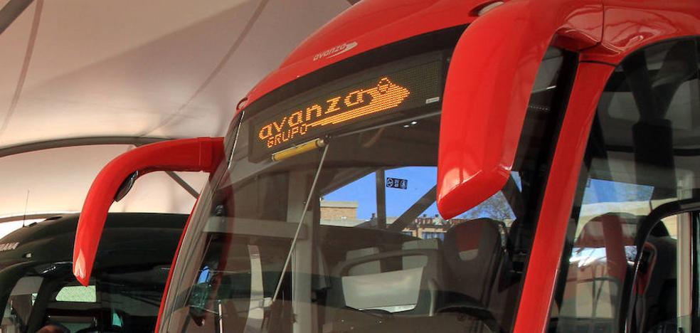 El Grupo Avanza asumirá el transporte a Madrid en el primer trimestre de 2018
