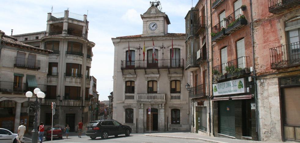 Cuéllar marca la temperatura más fría de España
