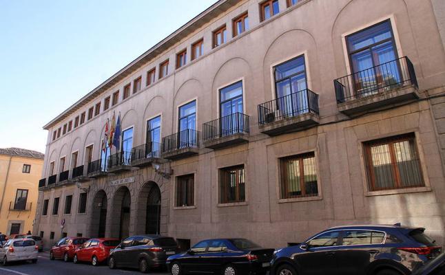 Detenido tras robar un bolso un joven requerido por un juez de Segovia