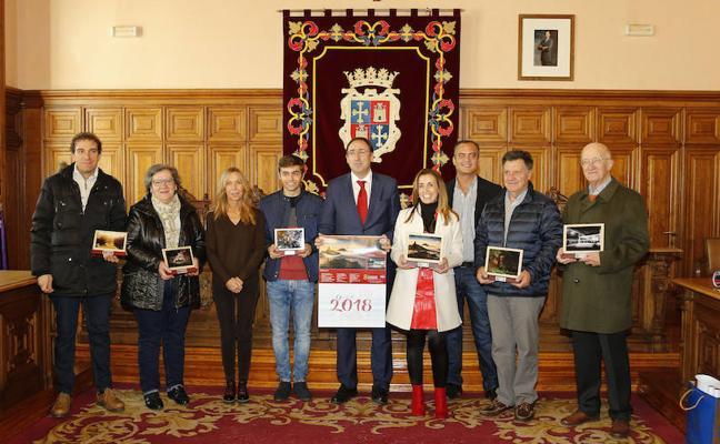 El Ayuntamiento entrega los premios de fotografía Rincones de Palencia