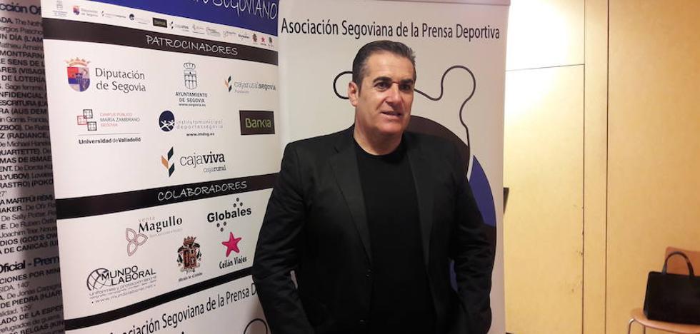 Sandoval cree en la salvación de la Segoviana