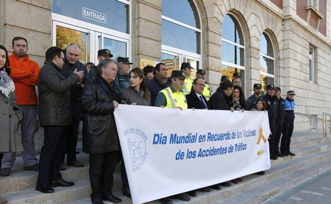 Palencia registra 13 muertos y más de 300 heridos en accidentes de tráfico este año