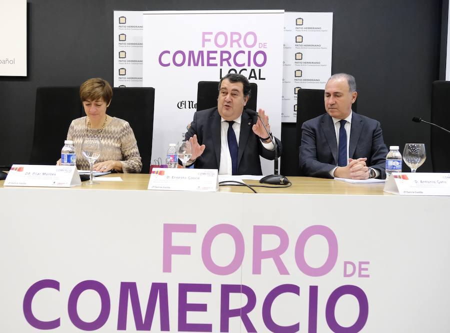 Celebración del Foro Local de Comercio en Valladolid