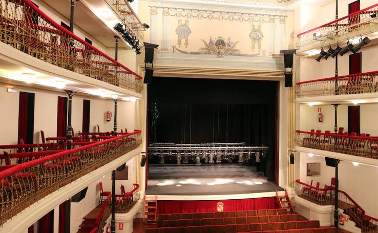 Presentación de las obras del Teatro Juan Bravo
