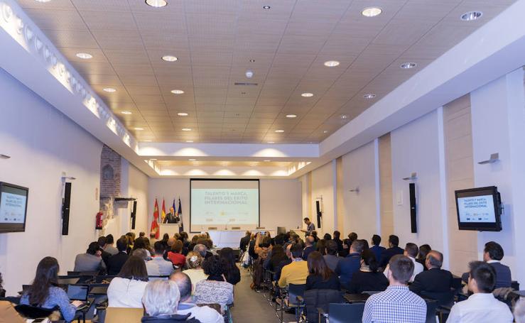 Jornadas talento y marca en IE Universidad