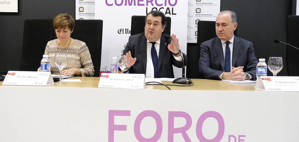Un foro local busca reforzar el comercio minorista de Valladolid